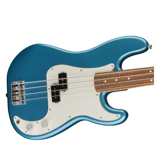 Fender Standard Precision Bass, Pau Ferro, Lake Placid Blue Body