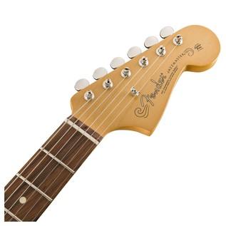 Fender Classic Player Jazzmaster Special, Pau Ferro, Sunburst headstock front