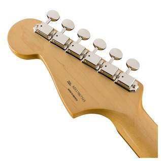 Fender Classic Player Jazzmaster Special, Pau Ferro, Sunburst headstock back