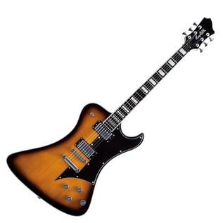 Hagstrom Fantomen Electric Guitar, Tobacco Sunburst