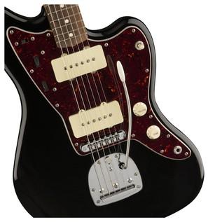 Fender Classic Player Jazzmaster Special, Pau Ferro, Black body detail