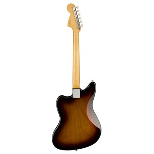 Fender Classic Player Jaguar Special HH, Pau Ferro, 3 Tone Sunburst back