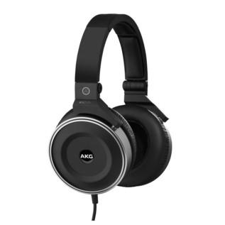 AKG K167 Closed Back DJ Headphones - Angled