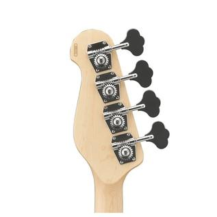 BB 234 Bass Guitar, White