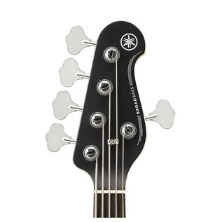 BB 235 5-String Bass Guitar, Black
