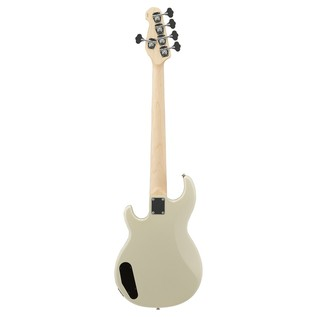 Yamaha BB 235 5-String Bass Guitar, White