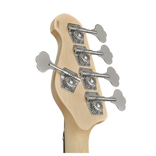 BB 235 Bass Guitar, White
