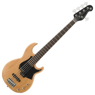 Yamaha BB 235 5-String Bass Guitar, Natural Satin