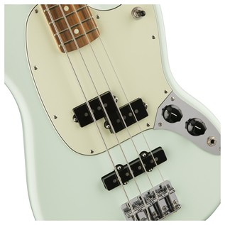 Fender Mustang Bass, Blue