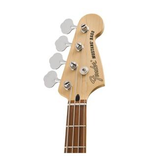 Mustang Bass, Pau Ferro, Sonic Blue