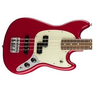Fender Mustang Bass, Torino Red