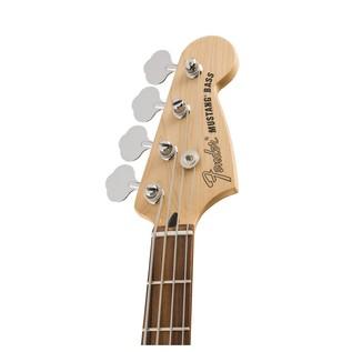 Mustang Bass, Pau Ferro, Torino Red