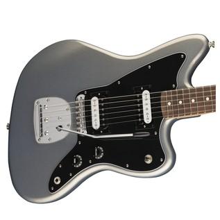 Fender Standard Jazzmaster HH, Pau Ferro, Ghost Silver Body