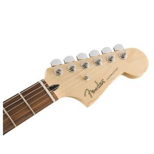 Fender Standard Jazzmaster HH, Pau Ferro, Black Headstock