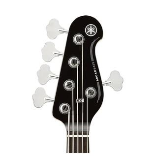 BB 435 Bass Guitar, Black
