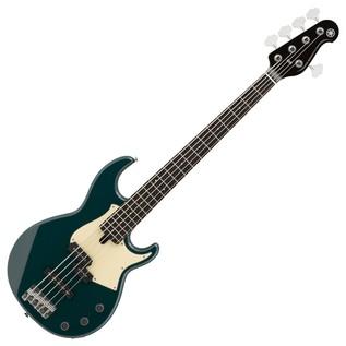 Yamaha BB 435 5-String Bass Guitar, Teal Blue
