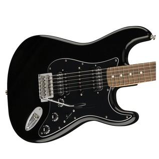 Fender Standard Strat HSH, Pau Ferro, Black