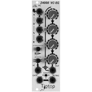 TipTop Audio Z4000 Voltage Controlled Envelope Generator 1