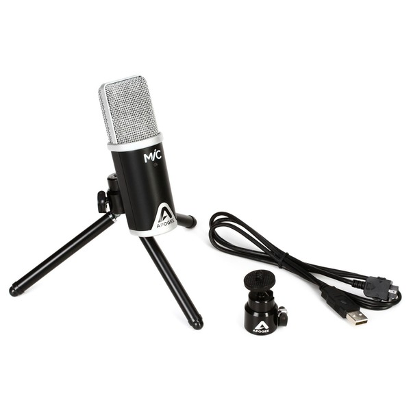 Apogee Mic 96k for Mac and Windows - Full Contents
