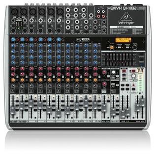 Behringer QX1832USB Xenyx Mixer