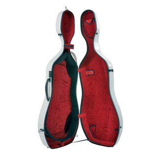 Gewa Air 3.9 Cello Case Open