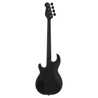 Yamaha BB 734A 4-String Bass Guitar, Black