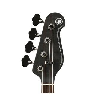 BB 734A Bass Guitar, Trans Black