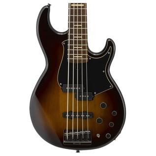 Yamaha BB 735A Bass Guitar, Dark Coffee Sunburst