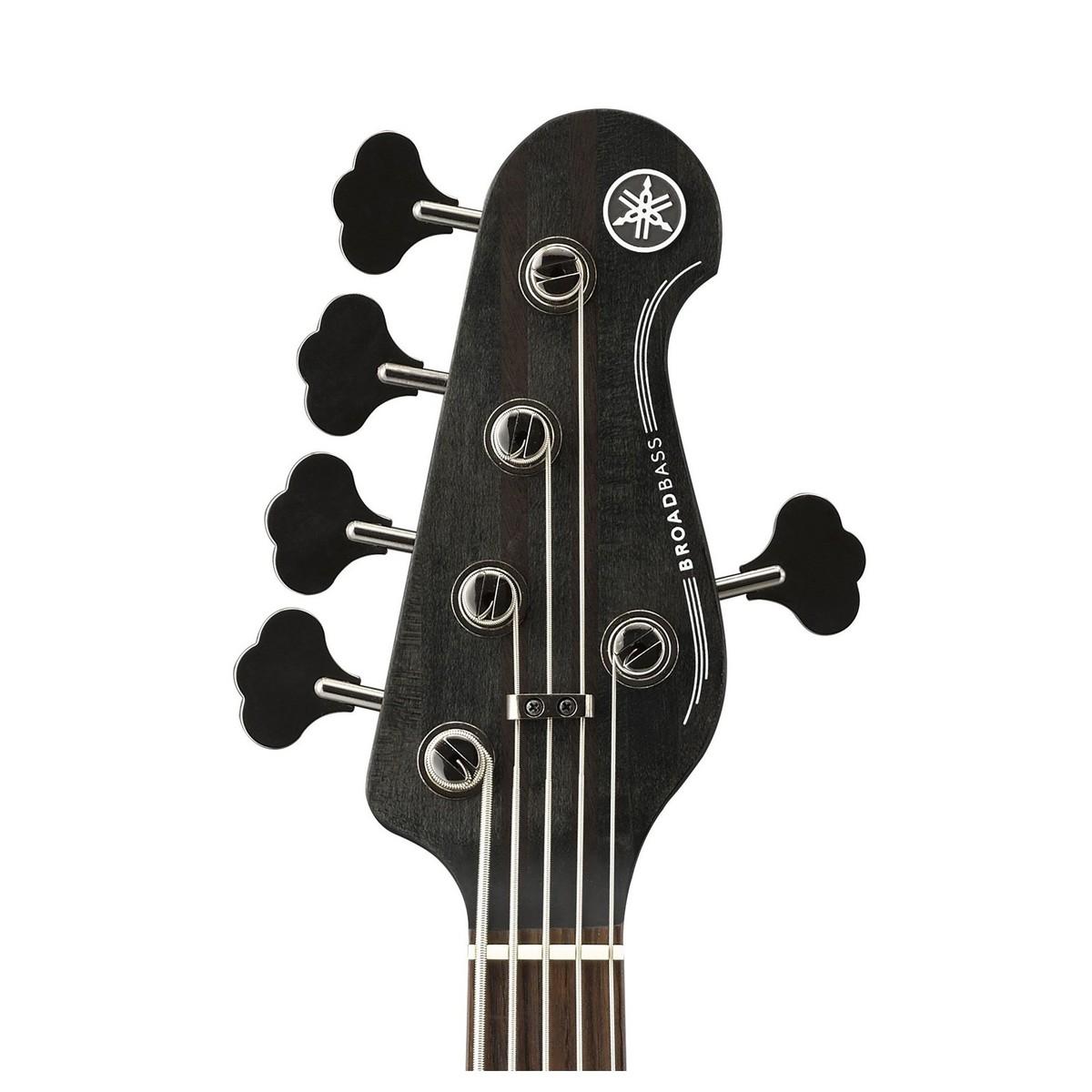 Yamaha BB 735A 5-String Bass Guitar, Translucent Matte Black en ...