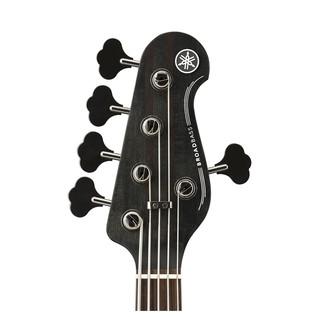 BB 735 Bass Guitar, Trans Black