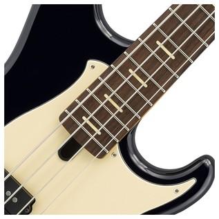 BB P34 4-String Bass Guitar, Midnight Blue