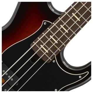 BB P34 4-String Bass Guitar, Vintage Sunburst