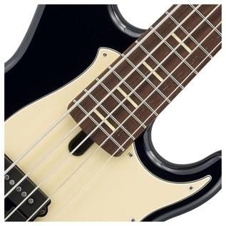 BB P35 5-String Bass Guitar, Midnight Blue