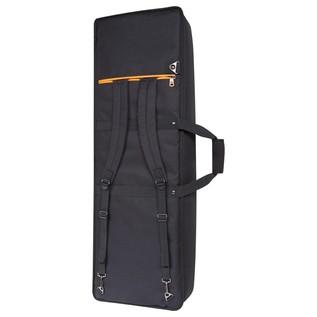 Roland CB-G49 49-Key Keyboard Bag with Shoulder Straps - Rear