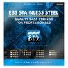 EBS EBS0077-B1 severnej svetlo LC ocele Bass struny, stredné svetlo