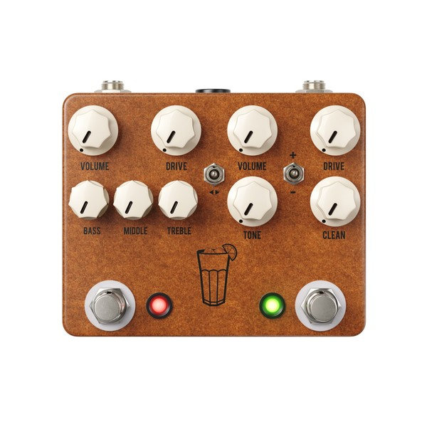 JHS Pedals Sweet Tea V3 Overdrive And Distortion Pedal