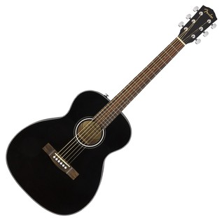 Fender CT-60S Acoustic Guitar, Black