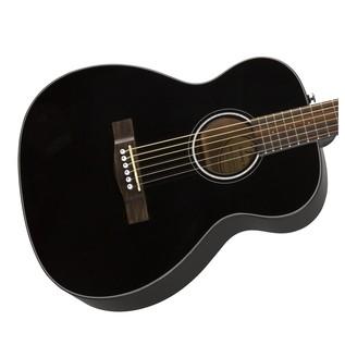 Fender CT-60S Acoustic Guitar, Black Body