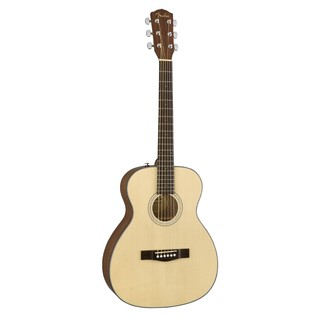 Fender CT-60S Acoustic Guitar, Natural Front