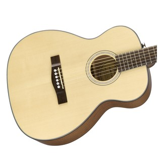Fender CT-60S Acoustic Guitar, Natural Body