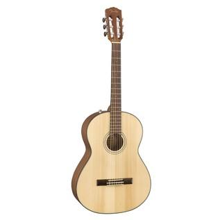 Fender CN-60S Acoustic Guitar, Natural Front