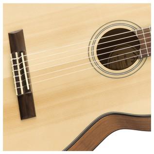 Fender CN-60S Acoustic Guitar, Natural Rosette