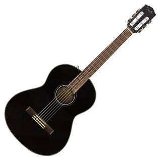 Fender CN-60S Acoustic Guitar, Black