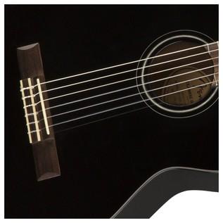 Fender CN-60S Acoustic Guitar, Black Rosette