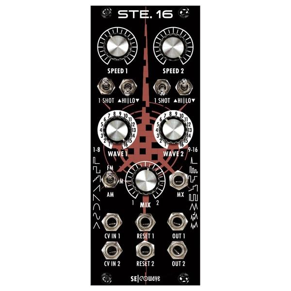 Studio Electronics STE. 16 Dual LFO - Front