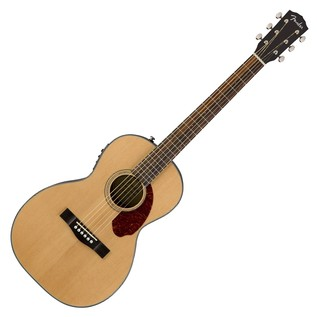 Fender CP-140SE Acoustic Guitar, Natural With Case