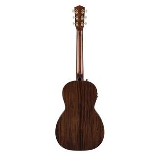 Fender CP-140SE Acoustic Guitar, Natural With Case Back