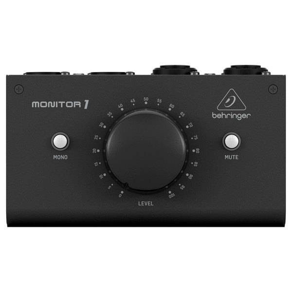Behringer MONITOR1 Passive Monitor Controller - Top