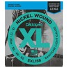 Daddario EXL158 Nickel Wound Baritone Guitar Strings, Light 13-62