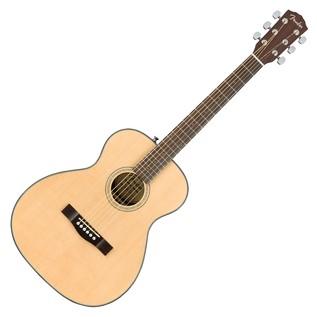 Fender CT-140SE Acoustic Guitar, Natural With Case